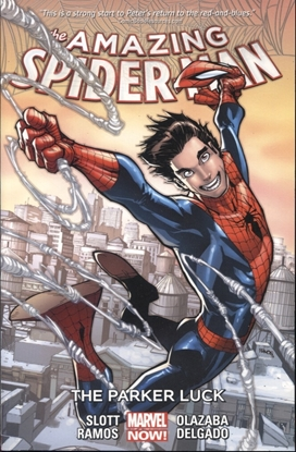 Picture of AMAZING SPIDER-MAN TP VOL 01 PARKER LUCK