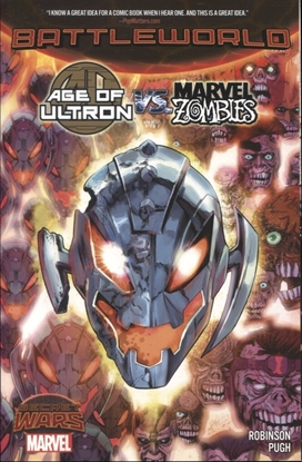 Picture of AGE OF ULTRON VS MARVEL ZOMBIES TP