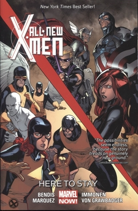 Picture of ALL NEW X-MEN TP VOL 02 HERE TO STAY
