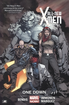 Picture of ALL NEW X-MEN TP VOL 05 ONE DOWN