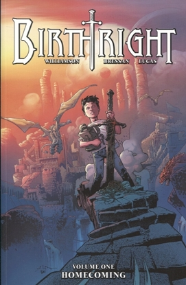 Picture of BIRTHRIGHT VOL 1 2 3 4 5 6 7 8 & 9 TPB SET