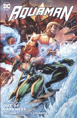 Picture of AQUAMAN TPB VOL 8 OUT OF DARKNESS