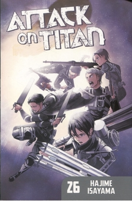 Picture of ATTACK ON TITAN GN VOL 26 (MR)