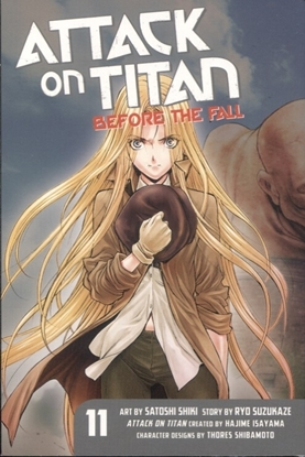Picture of ATTACK ON TITAN BEFORE THE FALL GN VOL 11