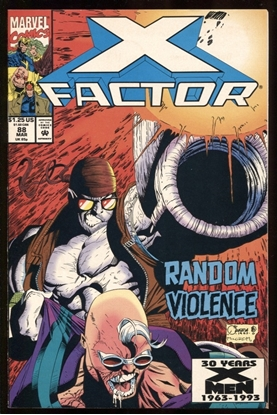 Picture of X-FACTOR (1986) #88 9.4 NM
