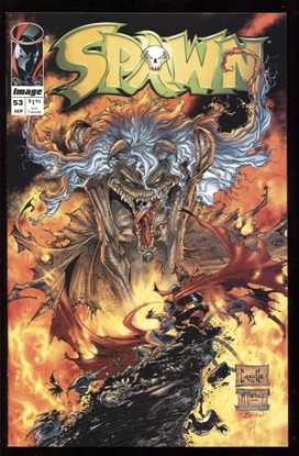 Picture of SPAWN (1994) #53 9.6 NM+