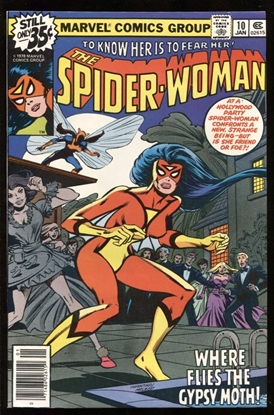 Picture of SPIDER-WOMAN (1978) #10 9.6 NM+