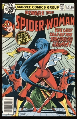 Picture of SPIDER-WOMAN (1978) #12 9.6 NM+