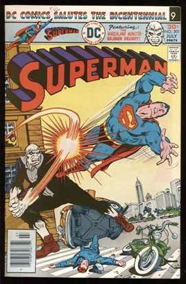 Picture of SUPERMAN (1939) #301 9.4 NM