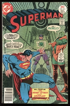 Picture of SUPERMAN (1939) #316 7.0 FN/VF