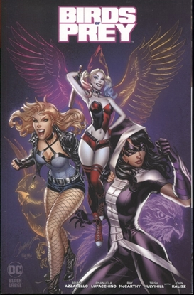 Picture of BIRDS OF PREY #1 VAR ED