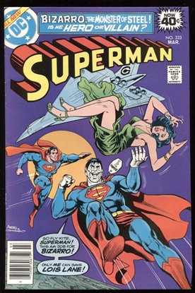 Picture of SUPERMAN (1939) #333 9.2 NM-