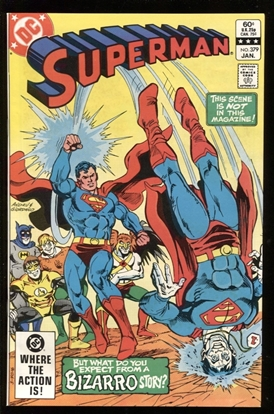 Picture of SUPERMAN (1939) #379 9.6 NM+