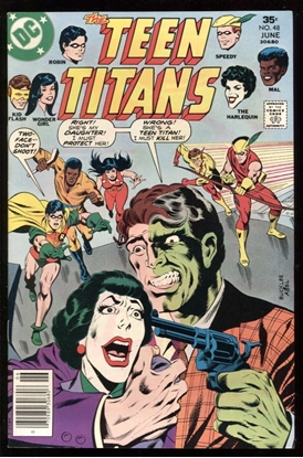 Picture of TEEN TITANS (1966) #48 9.0 VF/NM