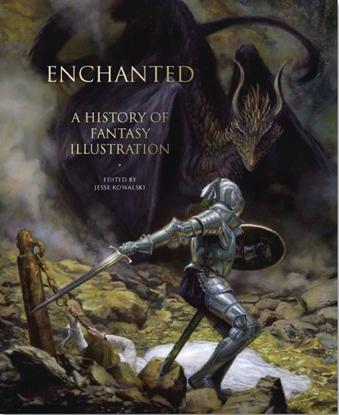Picture of ENCHANTED HISTORY OF FANTASY ILLUSTRATION HC