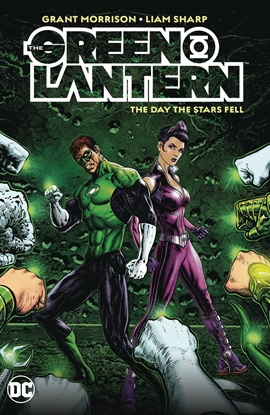 Picture of GREEN LANTERN TPB VOL 2 THE DAY THE STARS FELL