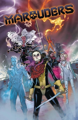 Picture of MARAUDERS BY GERRY DUGGAN TPB VOL 1