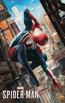 Picture of MARVELS SPIDER-MAN POSTER BOOK TPB