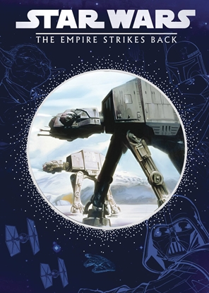 Picture of STAR WARS EMPIRE STRIKES BACK STORYBOOK DIE CUT COVER
