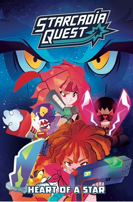 Picture of STARCADIA QUEST HEART OF A STAR TPB