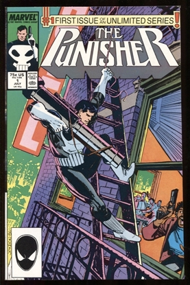 Picture of PUNISHER (1987) #1 9.6 NM+