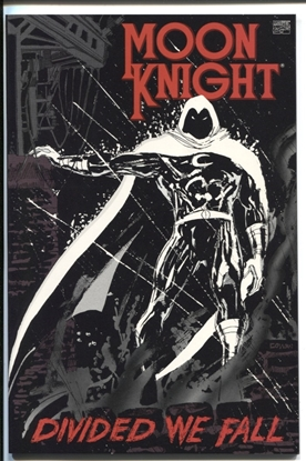 Picture of MOON KNIGHT DIVIDED WE FALL GN NM