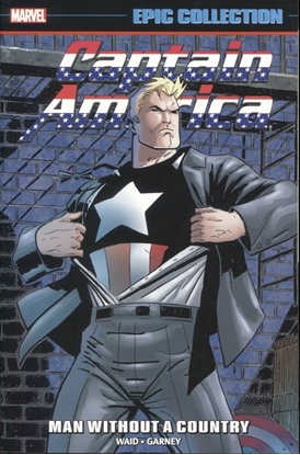 Picture of CAPTAIN AMERICA EPIC COLLECTION TPB MAN WITHOUT A COUNTRY