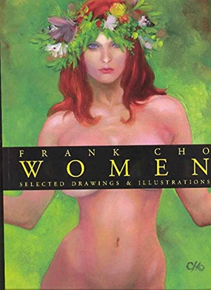 Picture of FRANK CHO WOMEN DRAWINGS & ILLUSTRATIONS TPB (MR)