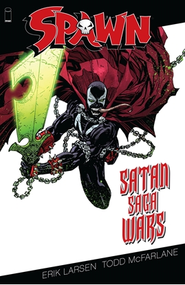 Picture of SPAWN THE SATAN WARS TPB (MR)
