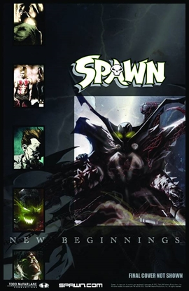 Picture of SPAWN NEW BEGINNINGS TPB VOL 1