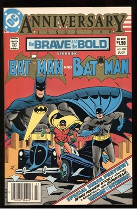 Picture of BRAVE AND THE BOLD (1955) #200 9.2 NM-