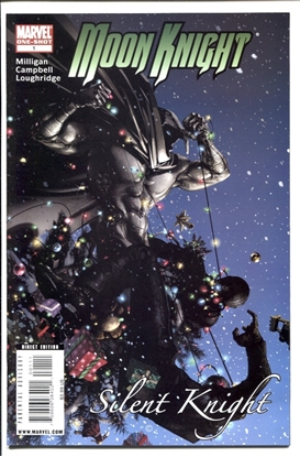 Picture of MOON KNIGHT (2008) #1 SILENT KNIGHT 9.2 NM-