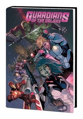 Picture of GUARDIANS OF GALAXY BY BENDIS OMNIBUS HC VOL 1