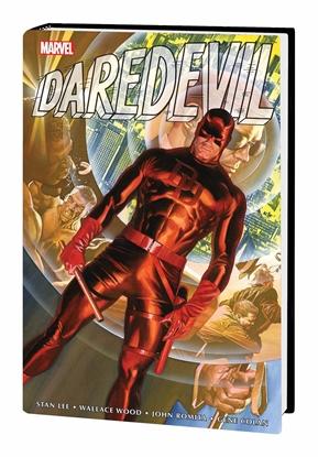 Picture of DAREDEVIL OMNIBUS HC VOL 1 ALEX ROSS COVER