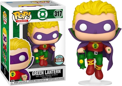 Picture of FUNKO POP HEROES GREEN LANTERN #317 SPECIALTY SERIES NEW VINYL FIGURE