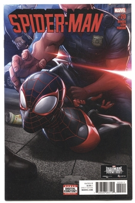 Picture of SPIDER-MAN #20