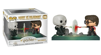Picture of FUNKO MOVIE MOMENTS WIZARDING WORLD OF HARRY POTTER HARRY VS VOLDEMORT #119 NEW