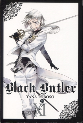 Picture of BLACK BUTLER GN VOL 11