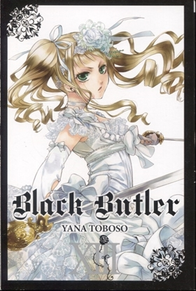 Picture of BLACK BUTLER GN VOL 13