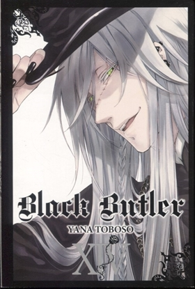 Picture of BLACK BUTLER GN VOL 14