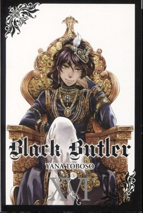 Picture of BLACK BUTLER GN VOL 16