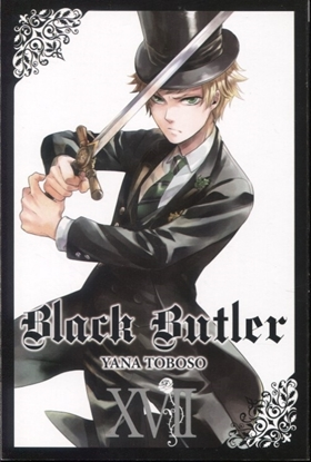 Picture of BLACK BUTLER GN VOL 17