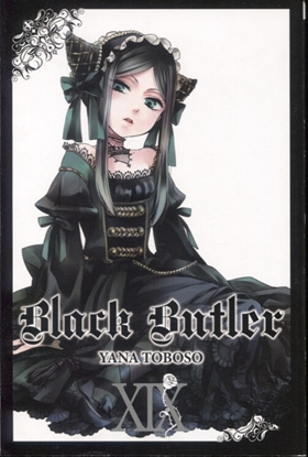 Picture of BLACK BUTLER GN VOL 19