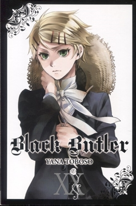 Picture of BLACK BUTLER GN VOL 20
