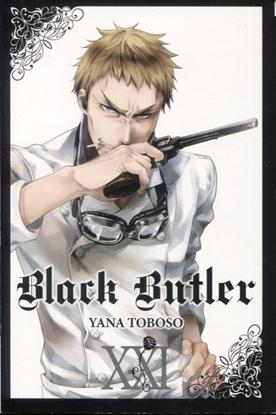 Picture of BLACK BUTLER TP VOL 21