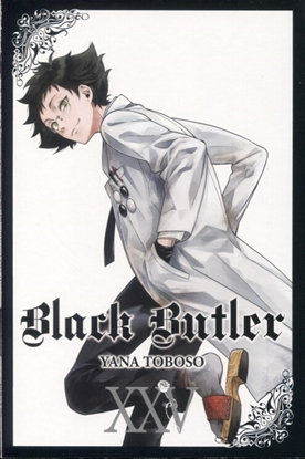 Picture of BLACK BUTLER GN VOL 25