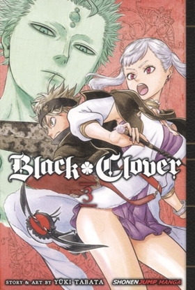 Picture of BLACK CLOVER GN VOL 03