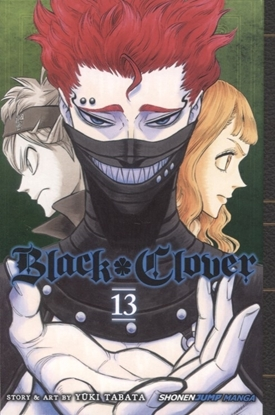Picture of BLACK CLOVER GN VOL 13