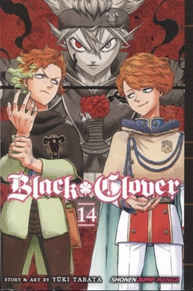 Picture of BLACK CLOVER GN VOL 14