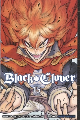 Picture of BLACK CLOVER GN VOL 15